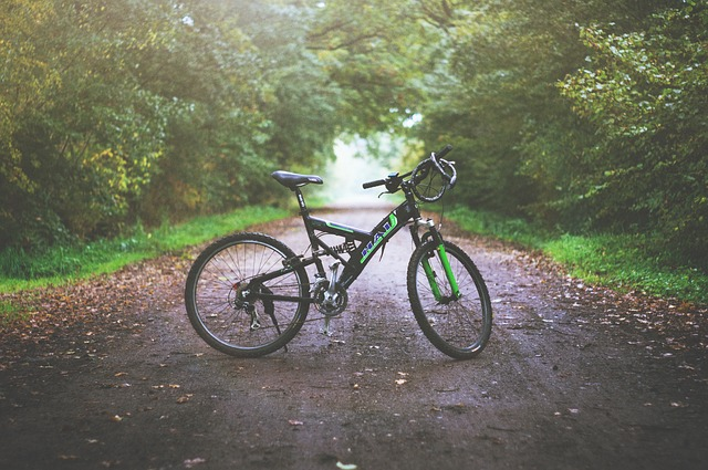 przerwa od roweru
