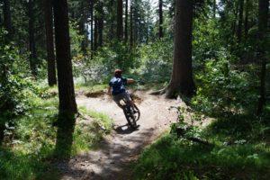 bezpieczeństwo na rowerze górskim