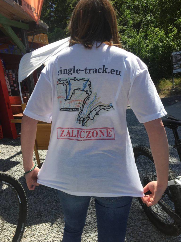koszulka single track